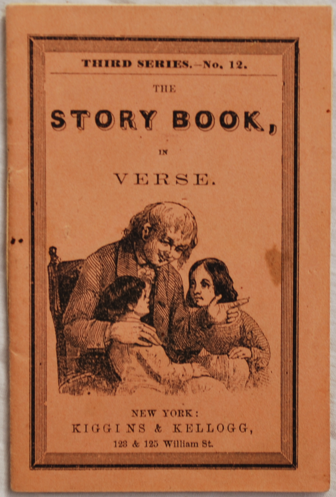 Image for The Story Book, in Verse.