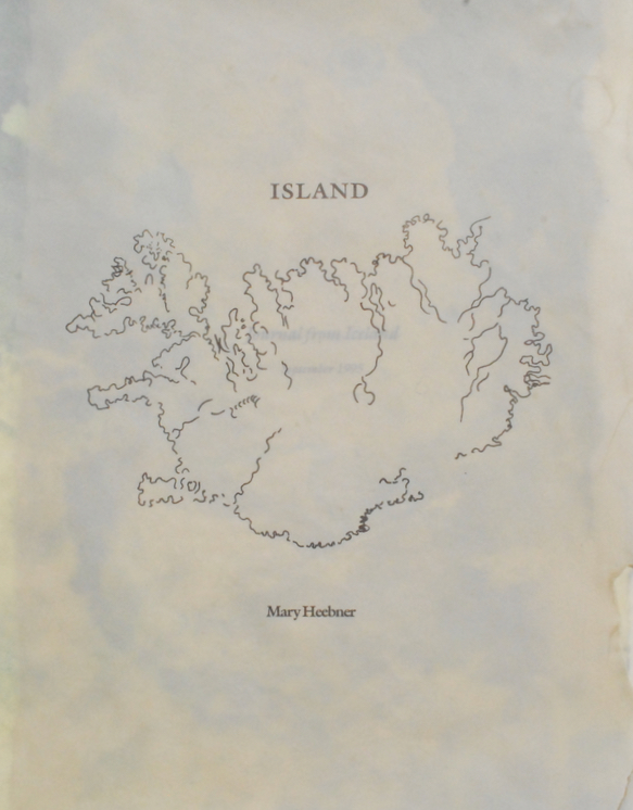 Image for Island: Journal from Iceland, September 1995.