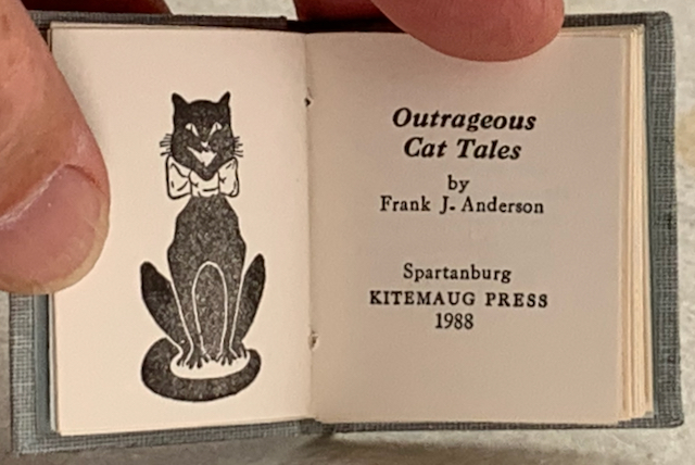 Image for Outrageous Cat Tales