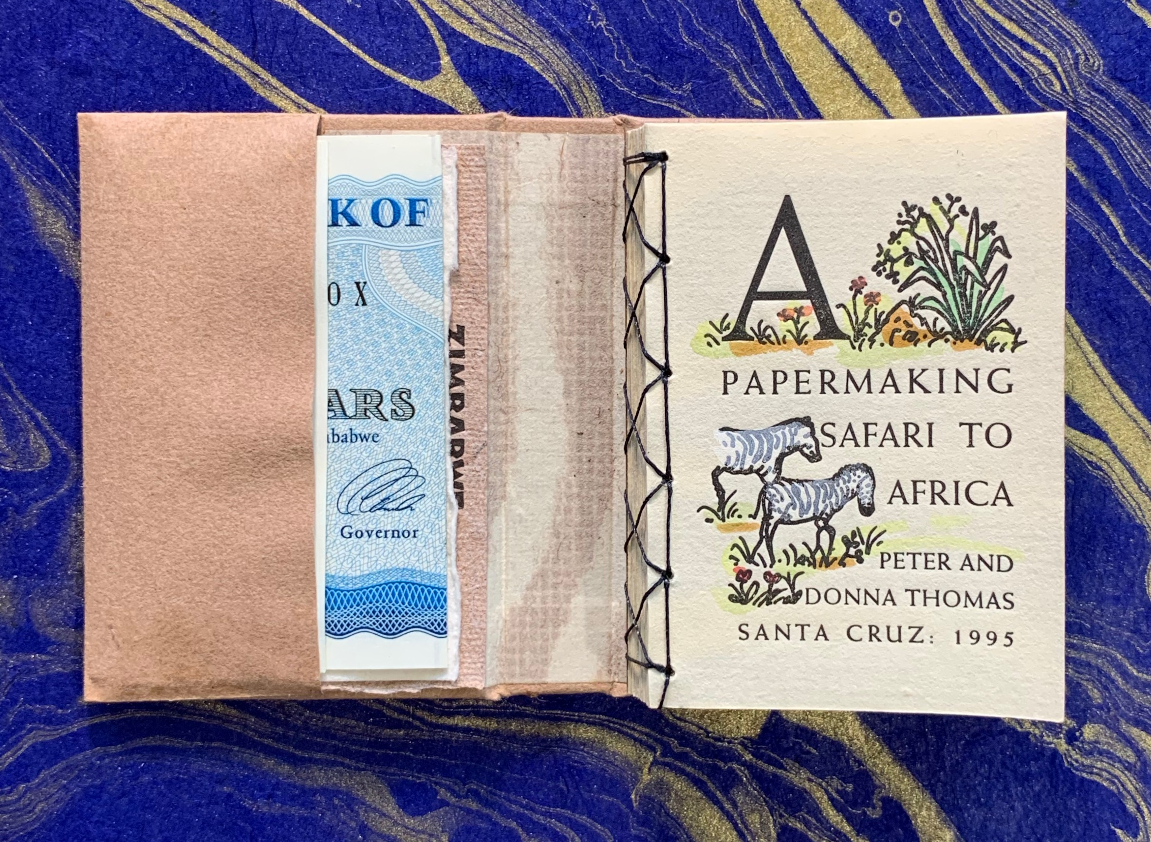 Image for A Papermaking Safari to Africa