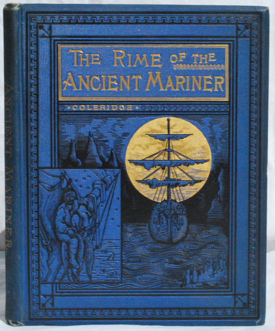 Image for The Rime of the Ancient Mariner.  In Seven Parts.