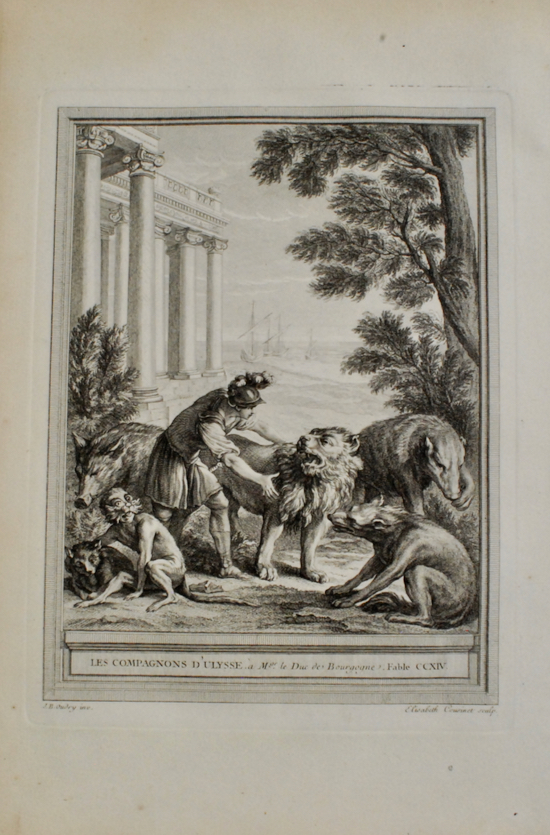 Image for The Fables of Jean De La Fontaine; Monograph by Frances J. Brewer