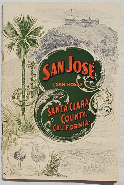 Image for San Jose (San Hosay), Santa Clara County, California.