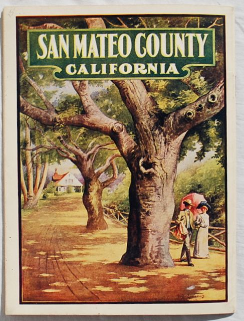 Image for San Mateo County, California.