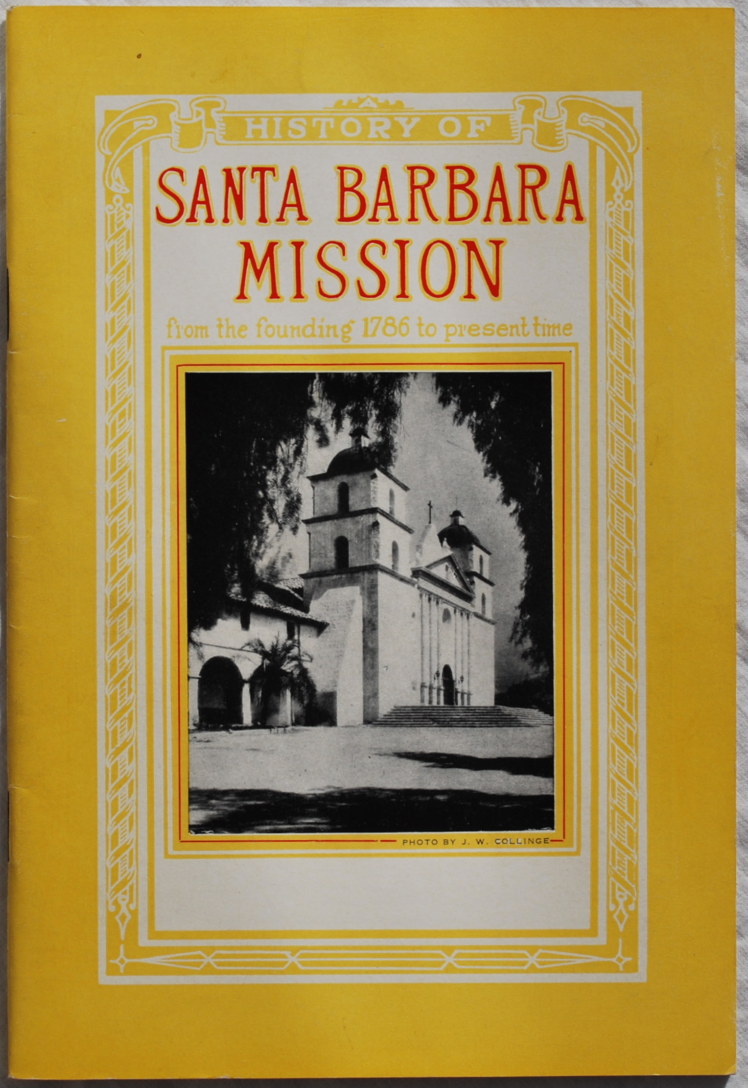 Image for Santa Barbara Mission, Early Days in California