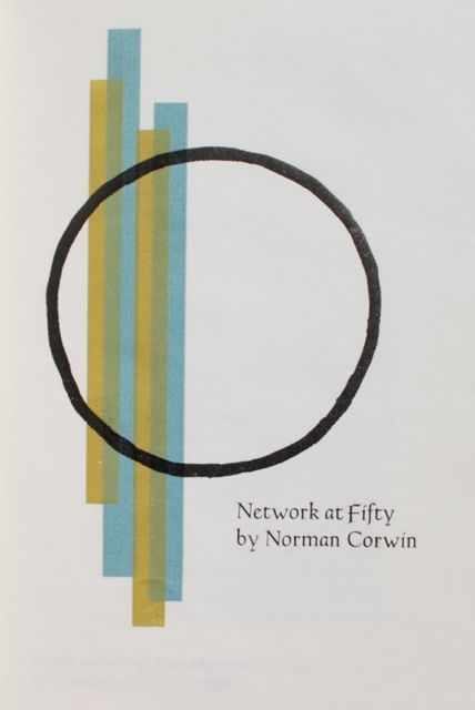 Image for Network at Fifty.