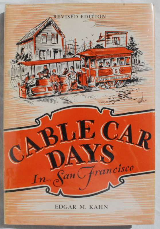 Image for Cable Car Days in San Francisco.