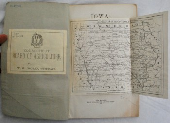 Image for Iowa: The Home for Immigrants, Being a Treatise on the Resources of Iowa, and Giving Useful Information with Regard to the State, the Benefit of Immigrants and Others