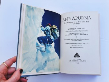 Image for Annapurna: First Conquest of an 8000-Metre Peak [26,493 feet]